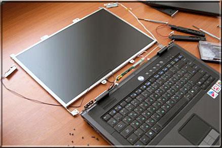 устройство ноутбука