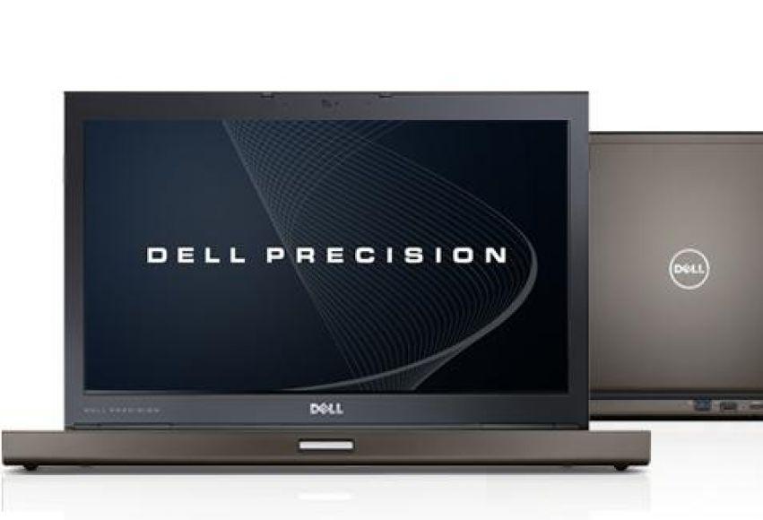 Обзор Dell Precision M6600