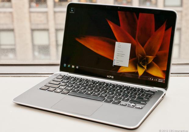 Ноутбук Dell XPS13