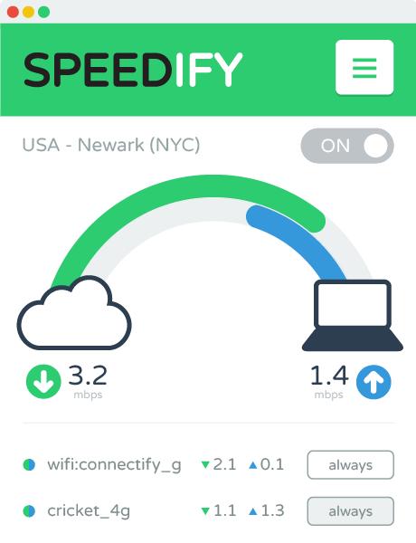как сделать ноутбук точкой wifi speedify