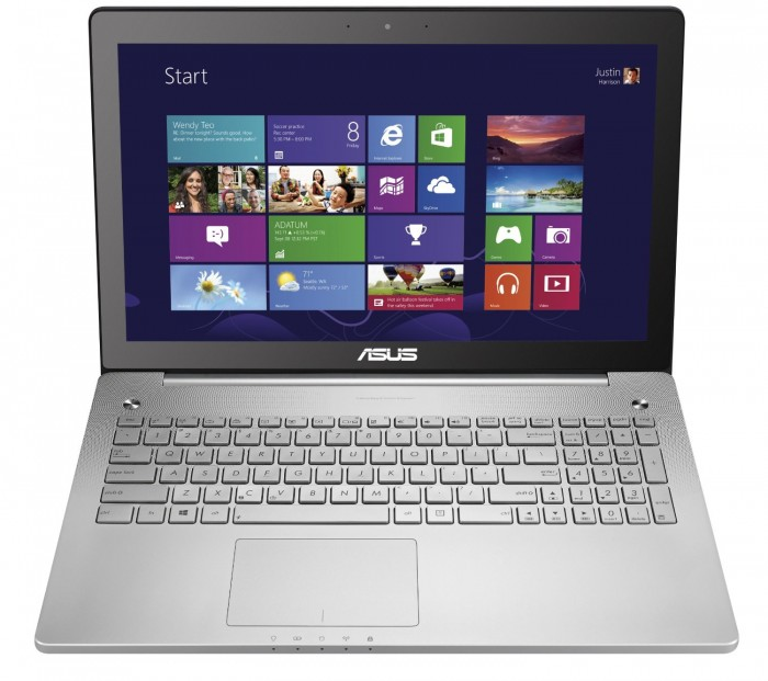 Обзор ноутбука ASUS N550JV