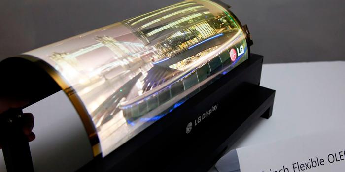 Компания LG купила завод по выпуску гибких OLED-дисплеев