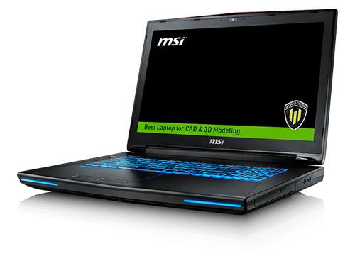 ноутбук MSI WT72 6QI