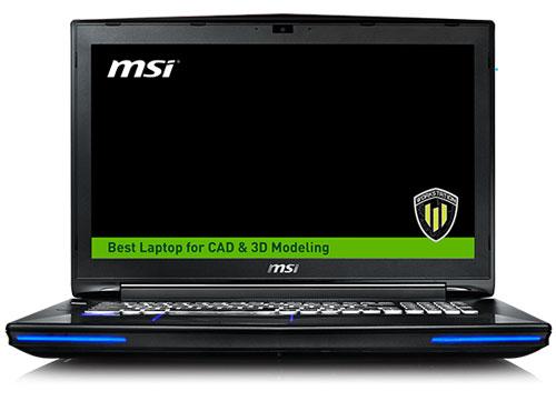 лэптоп MSI WT72 6QI