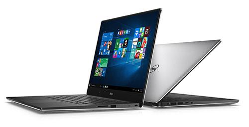 расцветка ноутбука Dell XPS 15 9550