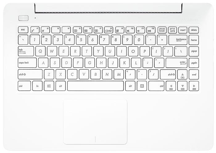 клавиатура ноутбука Asus X556UB