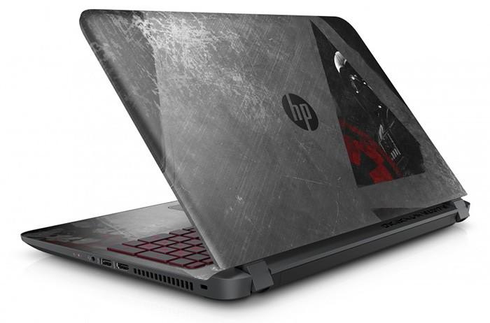 крышка ноутбука HP Star Wars Special Edition