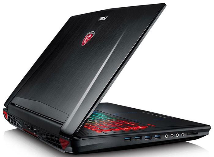 крышка ноутбука MSI GT72S 6QE Dominator Pro G