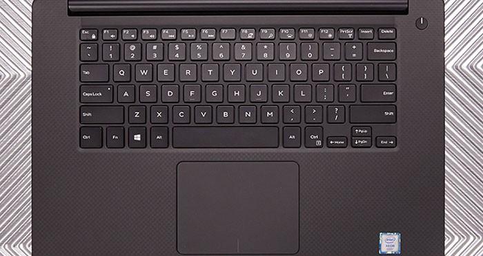 клавиатура ноутбука Dell Precision 5510