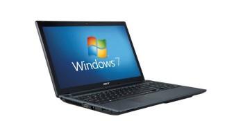 как ускорить работу ноутбука windows 7
