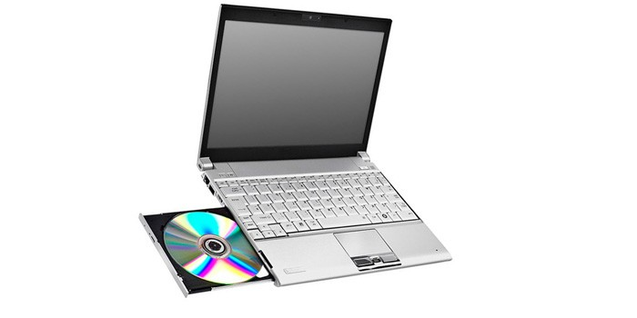 Как открыть дисковод на ноутбуке без кнопки