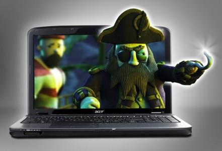 Acer Aspire 5738DG с 3D экраном