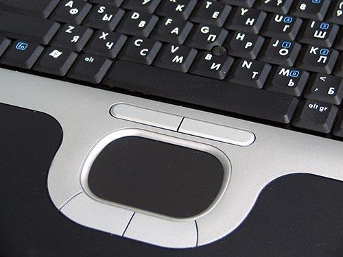 Тачпад — сенсорная панель ноутбука