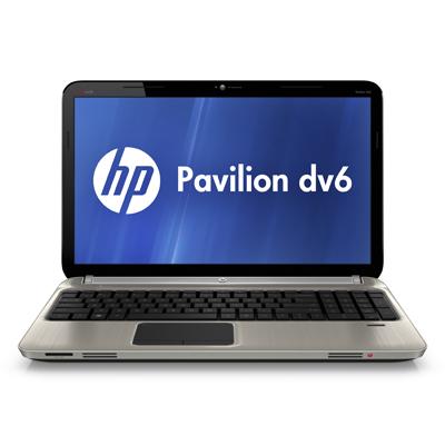 ноутбук HP Pavilion dv6-6c53er