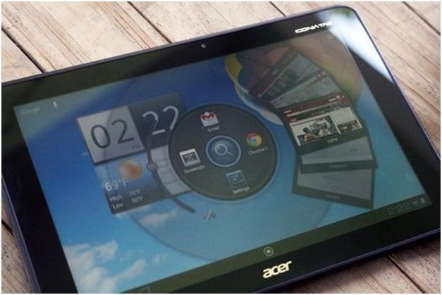 Планшет Acer Iconia Tab A510 4