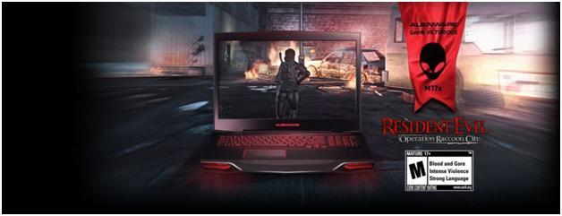 ноутбук DELL Alienware M17x R4 – 2012