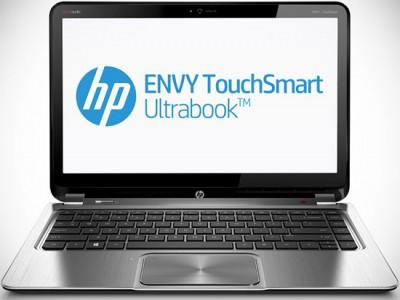 Обзор ультрабука HP Envy TouchSmart 4