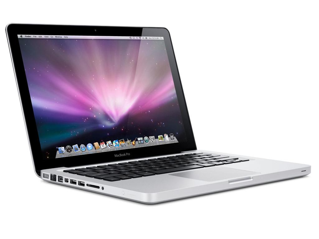 обзор Apple Macbook Pro 15,4