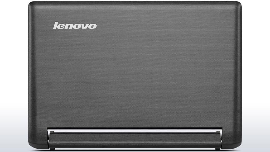 Ноутбук Lenovo Flex 10 вид сверху