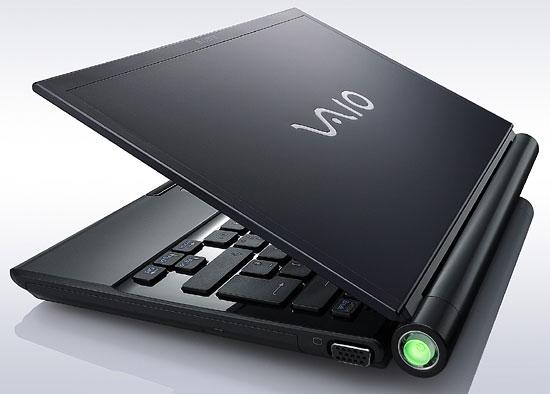 Ноутбук Sony Vaio VGN TZ 20
