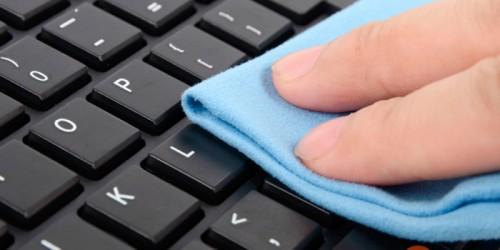 Особенности ухода за ноутбуком