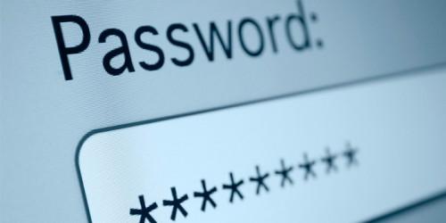 установить пароль на ноутбук