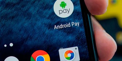 Google запускает платежный сервис Android Pay