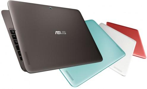 расцветки ноутбука Asus Transformer Book T100HA