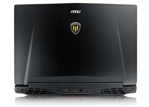 крышка ноутбука MSI WT72 6QI