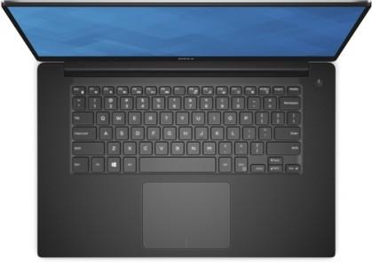 клавиатура и тачпад ноутбука Dell XPS 15 9550