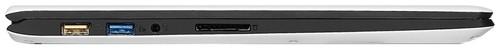 левая сторона ноутбука lenovo Yoga 700_