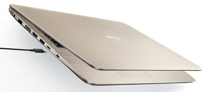 корпус ноутбука Asus X556UB