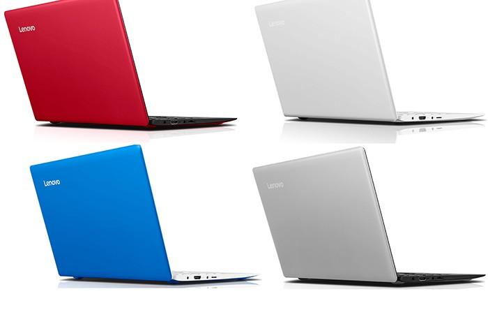 расцветки ноутбука Lenovo Ideapad 100S