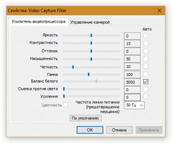 усилитель видеопроцессора
