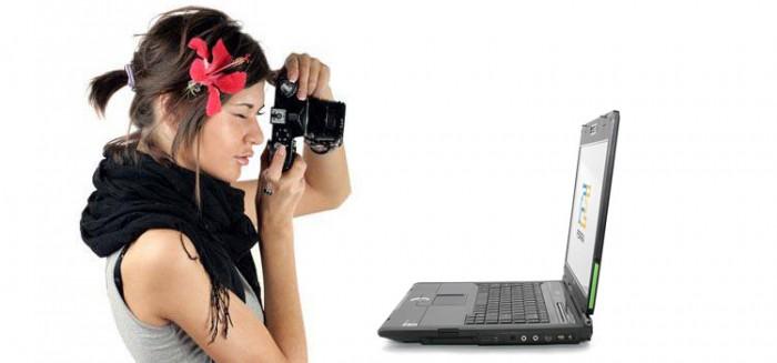 Как сфотографировать экран на ноутбуке