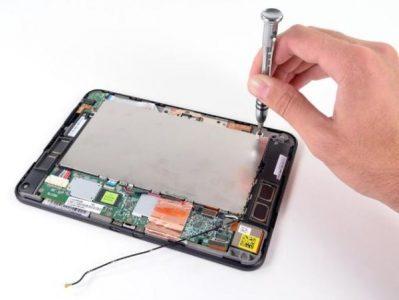 Технические параметры планшета